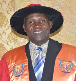 Assoc-Prof. Gershom Atukunda