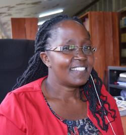 Ms. Annette N Kyamugambi