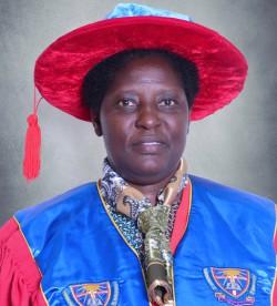 Prof. Maud Kamatenesi Mugisha